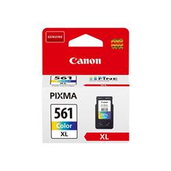 Canon Cartuccia Cl-561xl - colore (ciano, magenta, giallo) - originale 3730c001