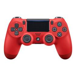Sony Controller Dualshock 4 V2 Magma Red Wireless PS4