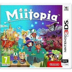 Nintendo Videogioco Miitopia 3DS