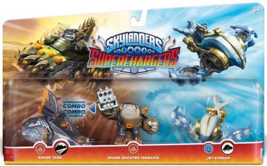 Activision Blizzard Skylanders Triple Pack 1 (SC)