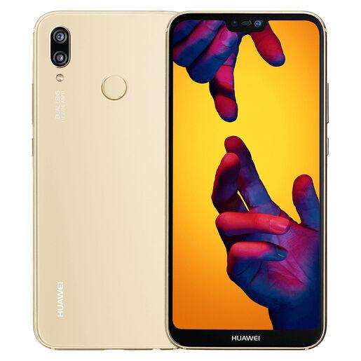 Huawei P20 Lite 5.84'' Doppia SIM 4G 4GB 64GB 3000mAh Nero, Oro
