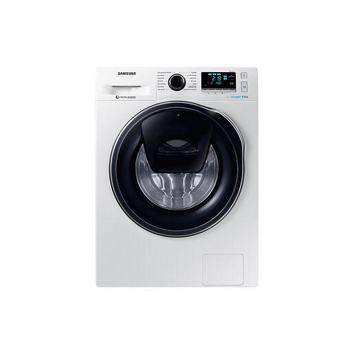 Samsung WW9RK6404QW/ET lavatrice Libera installazione Caricamento fron