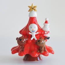Alessi Decorazione natalizia Alessi. Xmas Friends AMGI51 R