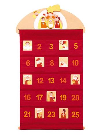 Dell Calendario dell'Avvento