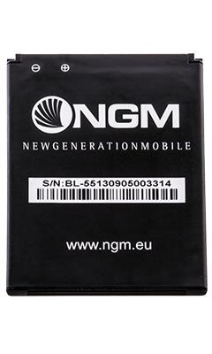 Batteria Li-Ion 500Mah Alittle Ngm