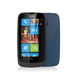Nokia Custodia Tpu Gel per Nokia Lumia 610