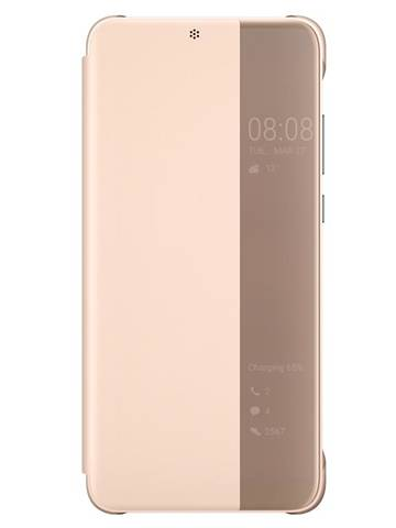 Huawei Smart View Flip Cover per P20 Pro (Rosa)