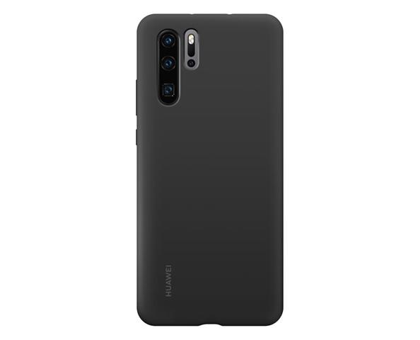 Huawei Silicone Case Black P30 Pro