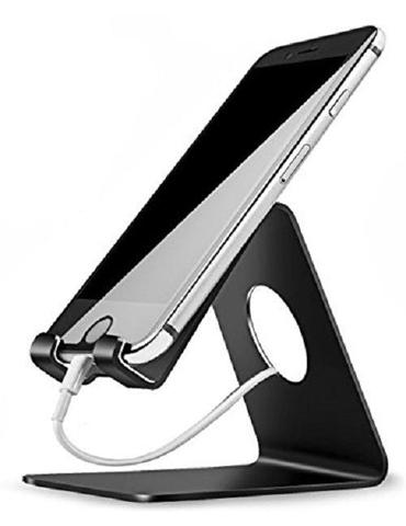 Supporto da tavolo dock nero ozzzo per ASUS ZenFone 3 Deluxe ZS570KL