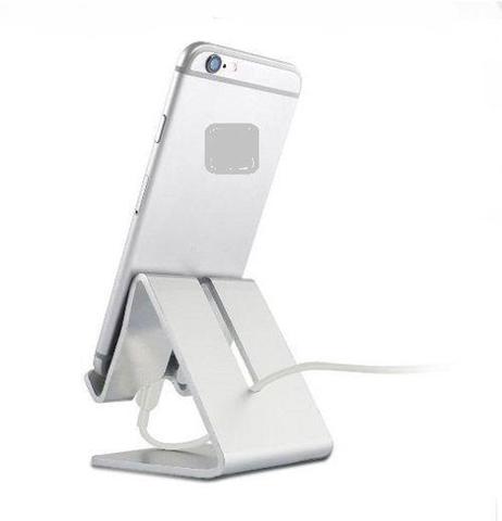 Supporto da tavolo dock grigio ozzzo per ASUS ZenFone 3 Deluxe ZS570KL