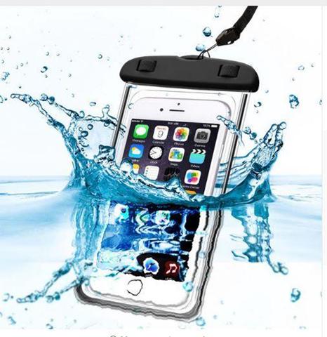 Custodia impermeabile anti-acqua waterproof ozzzo per ASUS ZenFon 2 Deluxe ZE551ML