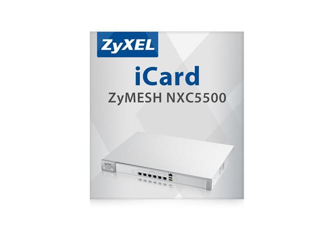 Zyxel iCard ZyMESH NXC5500 Aggiornamento