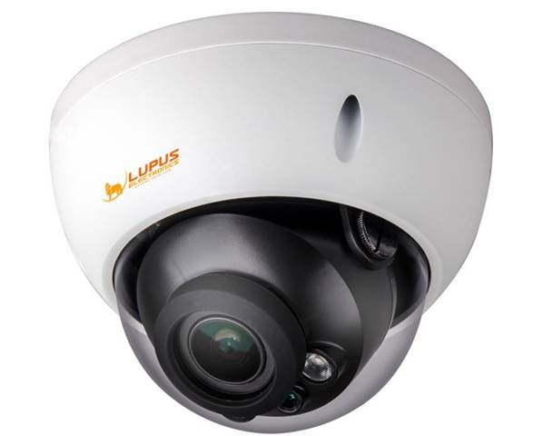 Lupus Electronics LE 338HD Telecamera di sicurezza IP Cupola Bianco 1984 x 1225 Pixel