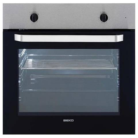 Beko OIC 21001 X forno Forno elettrico 75 L 2400 W Acciaio inossidabile A