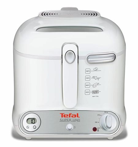 Tefal Super Uno FR3021 2,2 L Singolo Bianco Indipendente 1800 W