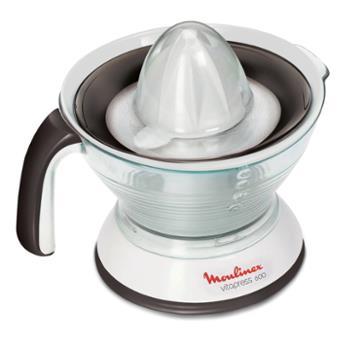 Moulinex PC300B10 spremiagrumi Estrattore di succo Grigio, Bianco 25 W