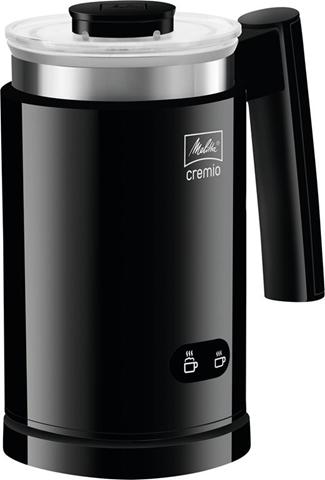 Melitta Cremio II Schiumatore per latte automatico Nero