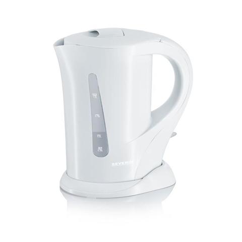 Severin WK 3360 bollitore elettrico 1 L Bianco 1000 W