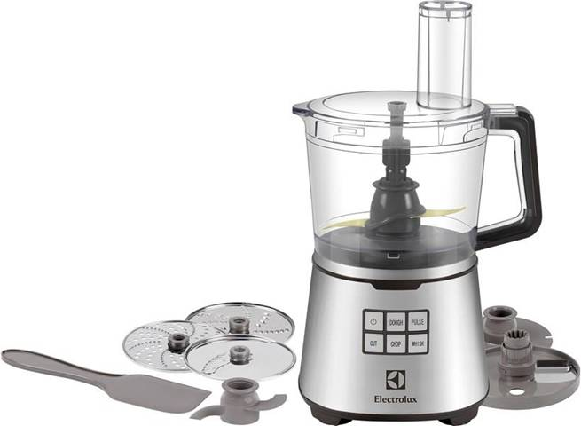 Electrolux EFP7300 robot da cucina 3 L Acciaio inossidabile 1000 W
