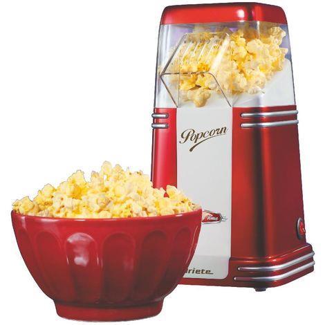 Macchina Per Popcorn Party Time Rosso, Bianco 1100 W Ariete