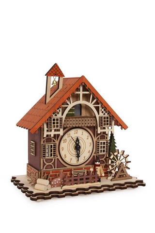 Orologio «Casa A Traliccio» 6384  Articoli Decorativi E Da Giardino