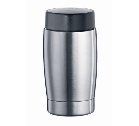 Jura 68166 thermos e recipiente isotermico 0,4 L Nero, Acciaio inossidabile