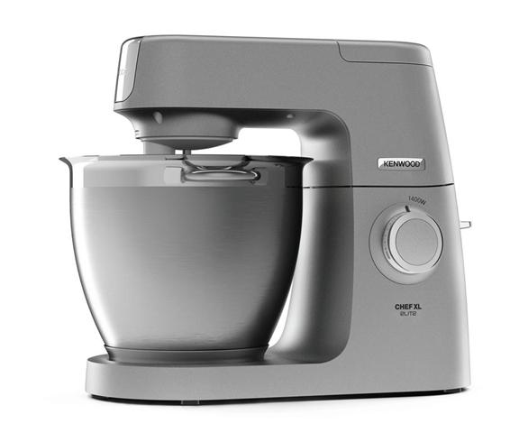 Kenwood Chef XL Elite KVL6300S robot da cucina 6,7 L Argento 1400 W