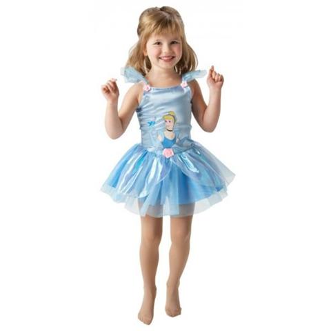 Disney Costume Cenerentola Ballerina Originale Disney