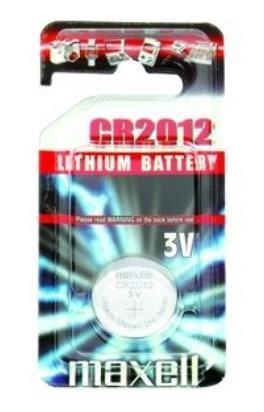Maxell CR2012-B1 Single-use battery Litio