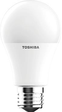 Toshiba 00101760081A energy-saving lamp 6,5 W E27 A+