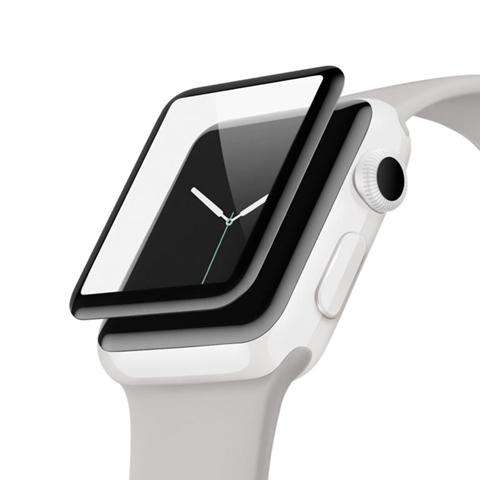 Belkin SCREENFORCETM Pellicola proteggischermo trasparente Orologio intelligente Apple 1 pezzo(i)