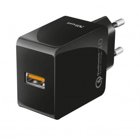 Trust 21818 Caricabatterie per dispositivi mobili Interno Nero