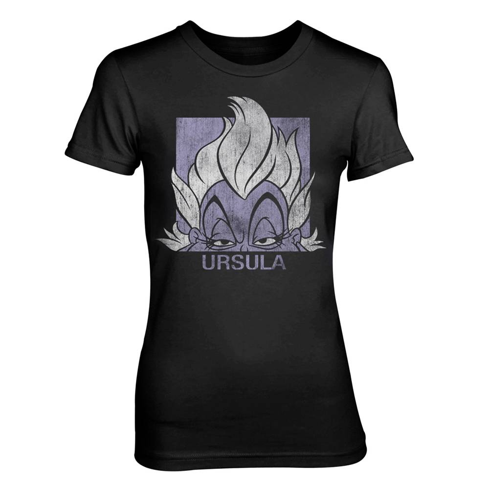 Disney T-Shirt Donna Disney. Ursula