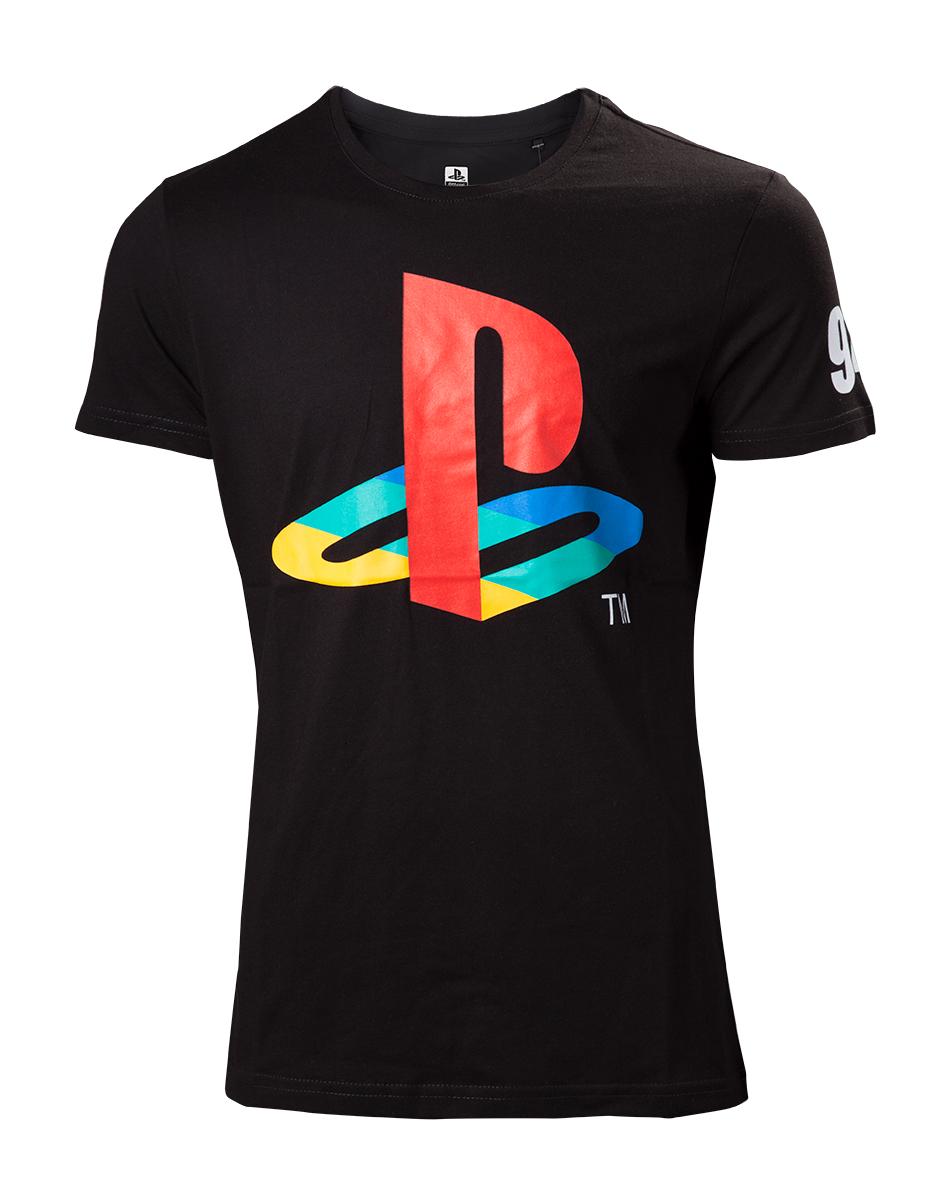 Sony Playstation. Mens Sony T-Shirt. 2Xl Short Sleeved T-Shirts M
