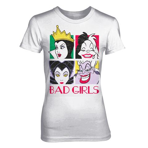 Disney T-Shirt Donna Disney. Bad Girls