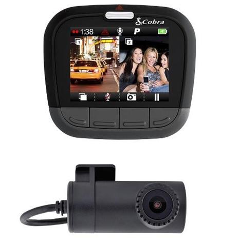 Cobra CDR 895D Full HD Black