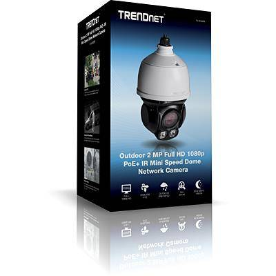 Trendnet TV-IP430PI IP security camera Esterno Cupola Bianco telecamera di sorveglianza