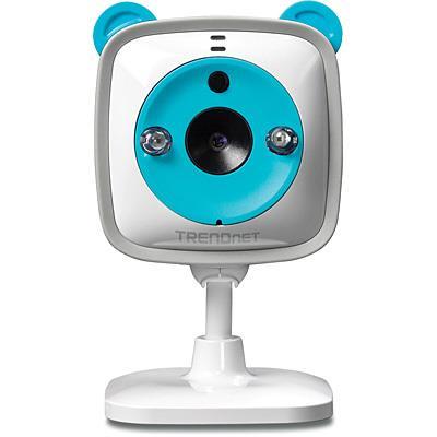 Trendnet TV-IP745SIC telecamera di sorveglianza Telecamera di sicurezza IP Interno Scatola Parete 1280 x 720 Pixel
