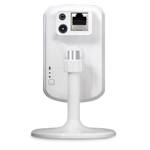 D-Link IP Camera D-Link DCS-942L Interno Bianco
