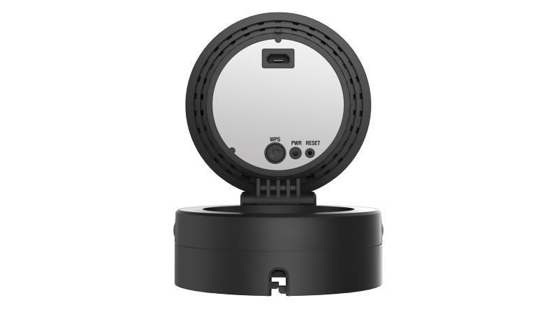 D-Link DCS-936L telecamera di sorveglianza Telecamera di sicurezza IP Interno Cubo Nero 1280 x 720 Pixel