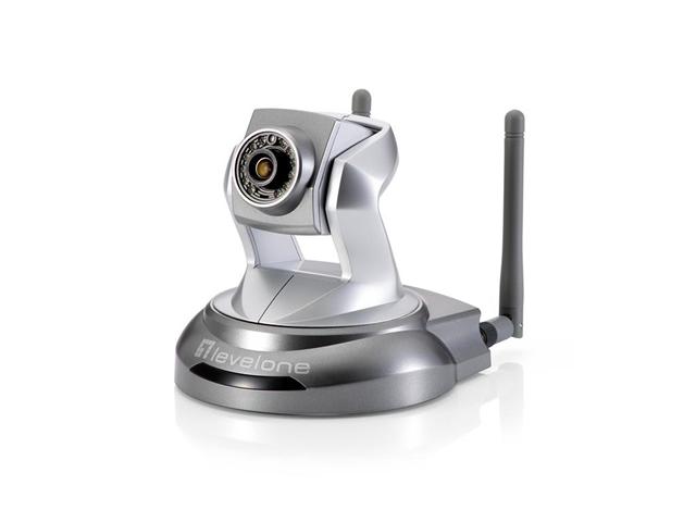 LevelOne WCS-6020 telecamera di sorveglianza Telecamera di sicurezza IP Cubo Scrivania/soffitto 1920 x 1080 Pixel