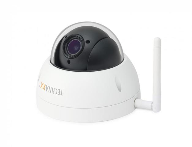 Technaxx TX-67 IP security camera Esterno Cupola Bianco