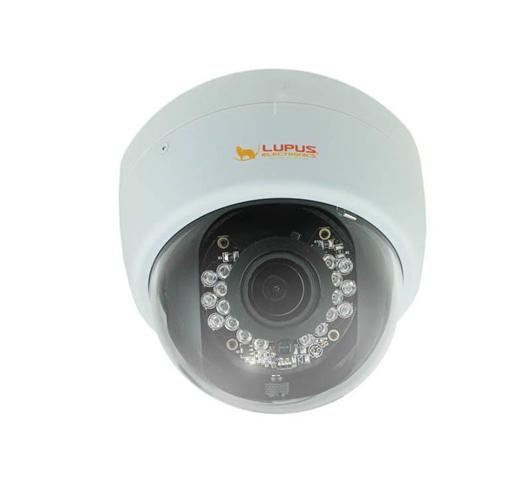 Lupus Electronics LE966 Telecamera di sicurezza IP Cupola Bianco 1920 x 1080Pixel