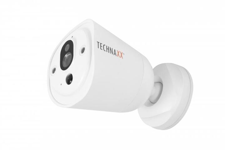 Technaxx IP Camera Technaxx TX-55 Interno e Capocorda Bianco