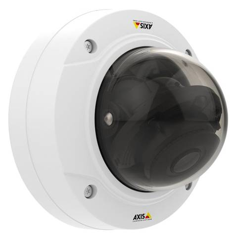 Axis IP Camera Axis P3225-LV Mk II Interno Bianco