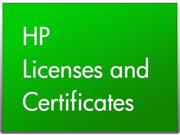 HP Licenza elettronica LANDesk ProSvc SSM GBP solo Regno Unito