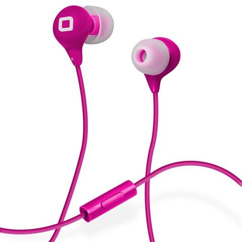 SBS TEINEARMIX35P Auricolare Stereofonico Cablato Rosa auricolare per telefono cellulare