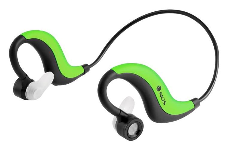 Auricolari Bluetooth NGS Artica Runner Verde