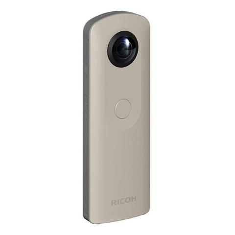 Ricoh THETA SC Videocamera palmare 14MP CMOS Full HD Beige