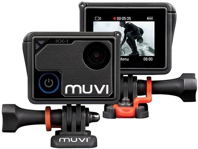 Veho Muvi KX-1 fotocamera per sport d'azione 4K Ultra HD Wi-Fi 67 g